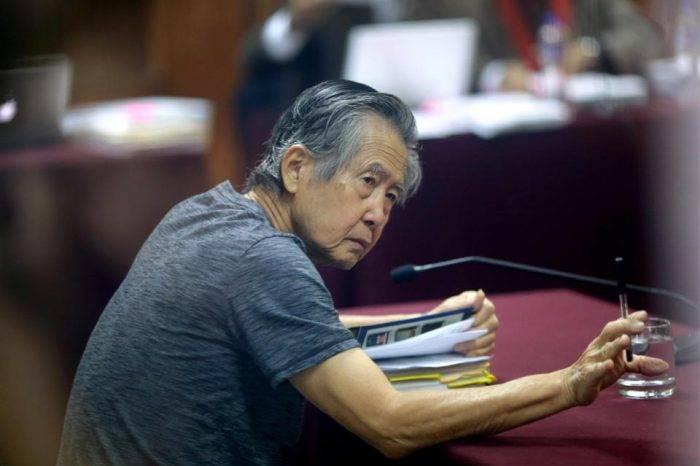 Abogado de Alberto Fujimori apela la anulación del indulto