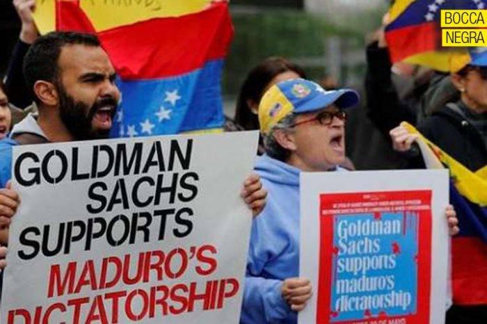 Del Che Guevara a Goldman Sachs