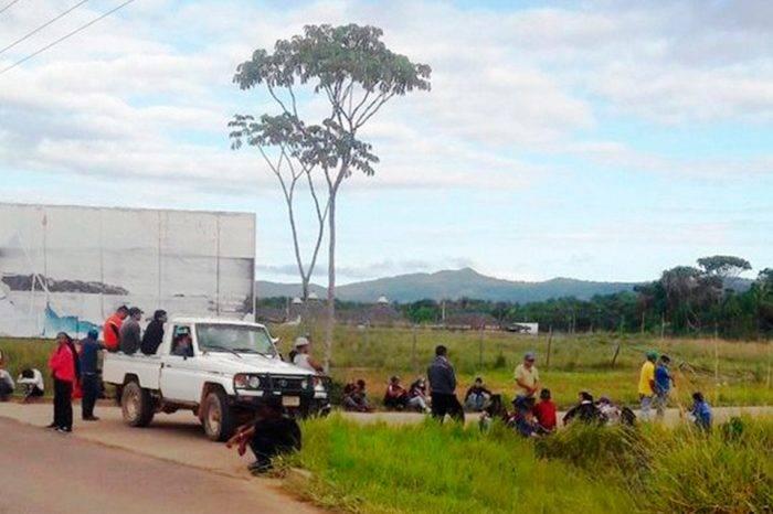 Proclamado candidato opositor en la Gran Sabana tras protesta de indígena