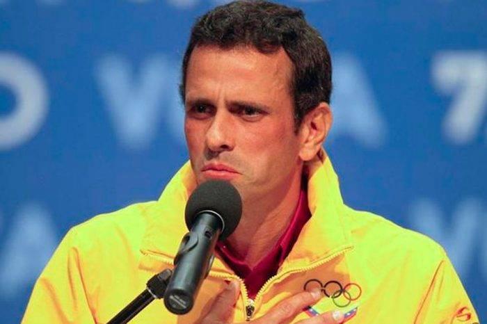 """Capriles: """"Estamos muy cerca de que la oposición pueda tener una estrategia en común"""""""