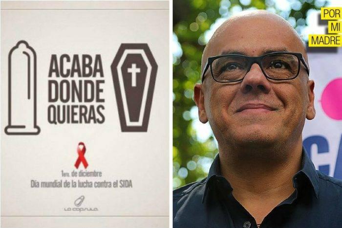Jorge Rodríguez Embarazo Precoz Libertador Por Mi Madre