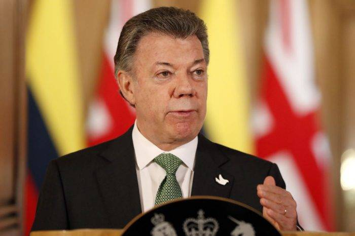 Congreso colombiano inicia investigación contra Juan Manuel Santos por caso Odebrecht