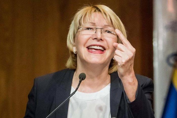 "Luisa Ortega Díaz: ""Jorge Rodríguez me ofreció 50 mil dólares"""