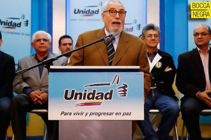 Ramón Guillermo Aveledo, por Simón Boccanegra