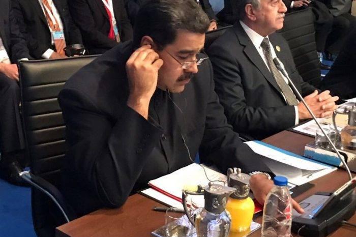 Maduro reitera apoyo de No Alineados a la causa Palestina