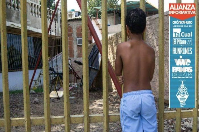 Bandas delictivas se aprovechan del hambre y la escasez para reclutar niños