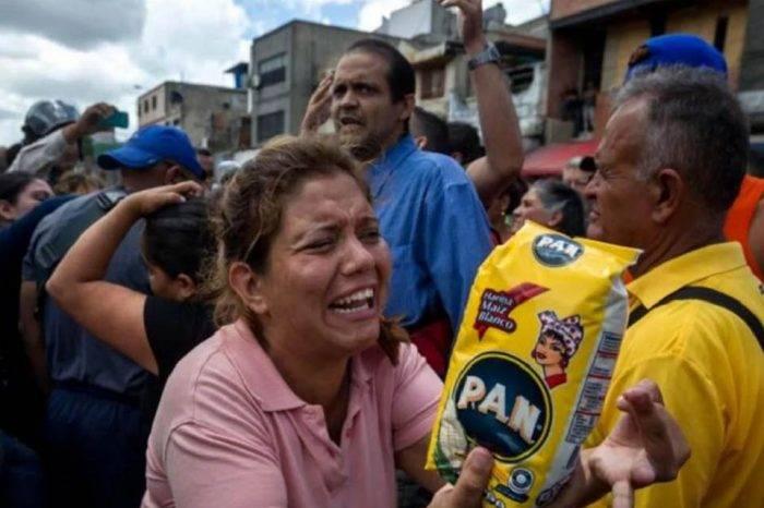 Alrededor de 3,7 millones de venezolanos no se alimentan bien, según la FAO