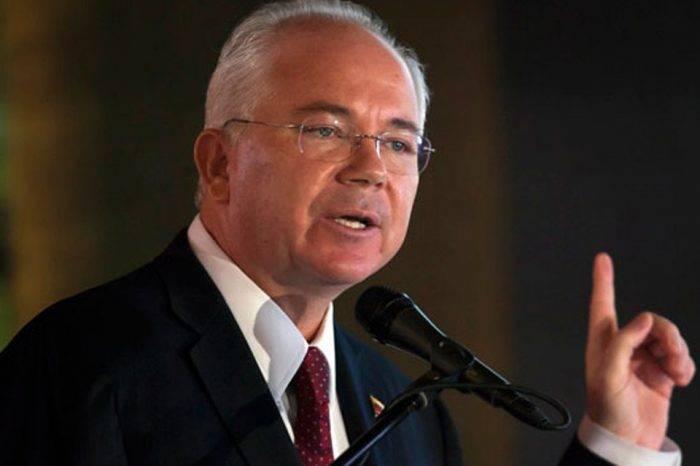EEUU cree que Rafael Ramírez recibió sobornos de red de corrupción en Pdvsa
