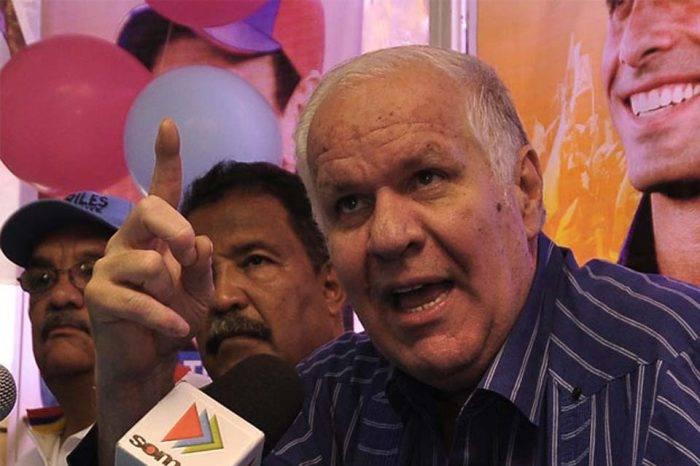 Rafael Simón Jiménez CNE parlamentarias