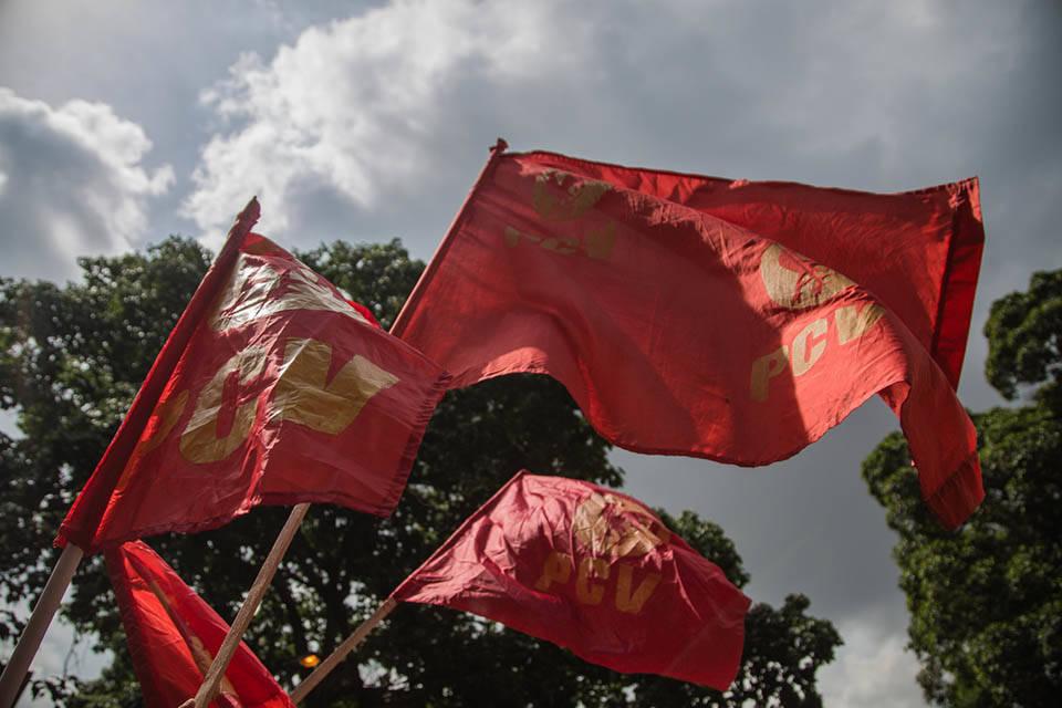 Partido Comunista de Venezuela PCV Samán