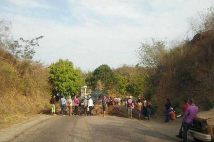 Sucre Protestas CLAP
