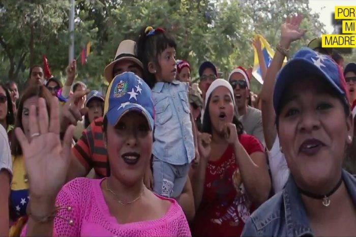 Venezolanos Chile Elecciones Por Mi Madre