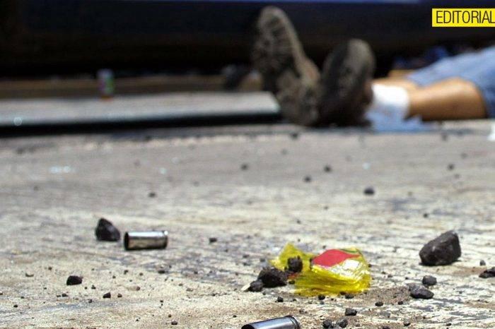 Matar a un policía  por Fernando Rodríguez