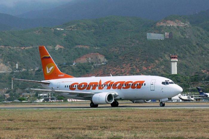 """Suspenden vuelo del plan """"Vuelta a la patria"""" por falta de permisos de sobrevuelo"""