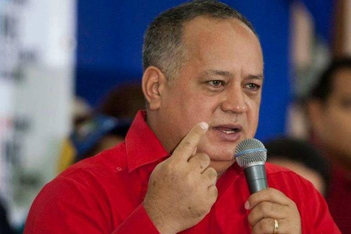 Diosdado Cabello: Ellos saben que nosotros no nos vamos a rendir