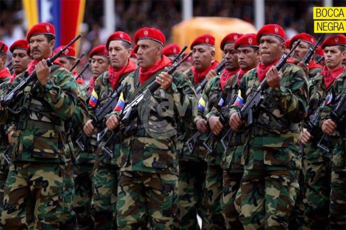 Fuerza Armada Nacional Bolivariana