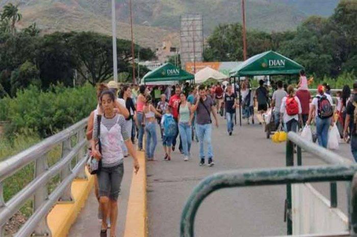 Cierre de frontera colombiana por coronavirus afectará a migrantes venezolanos