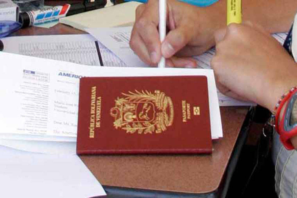 Saime pasaporte bitcoin