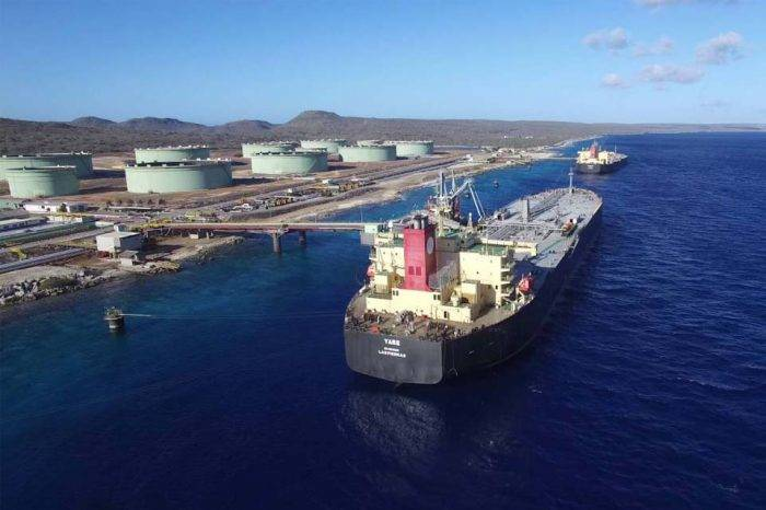 terminal en Bonaire