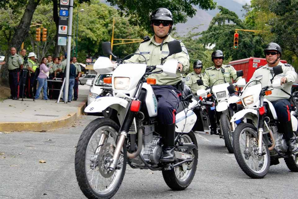 Polic a de chacao dej de estar intervenida por el mij for Donde queda el ministerio de interior y justicia