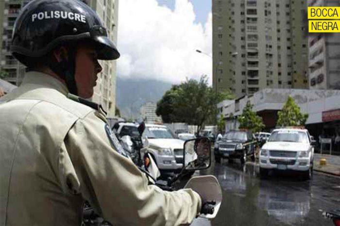 Policía Sucre