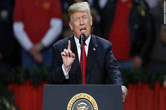 Trump considera otorgar beneficio del TPS a inmigrantes venezolanos