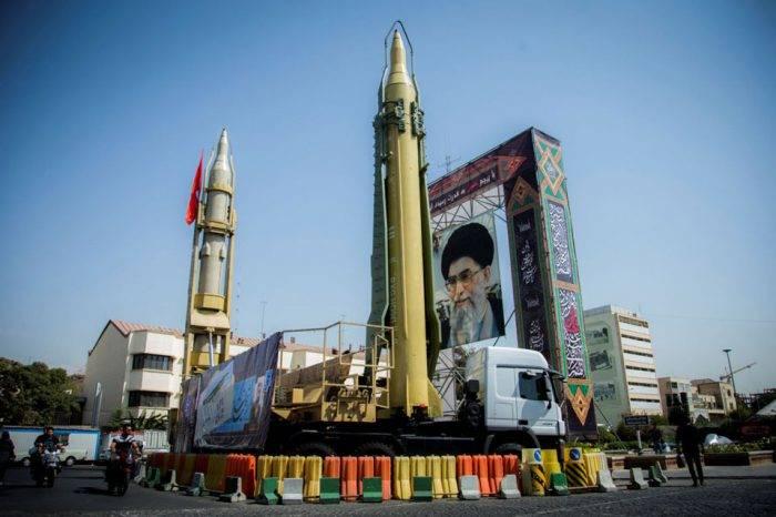 Presión sobre Irán