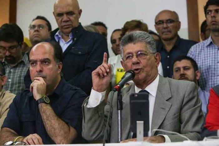 MUD prepara el operativo para escoger candidato presidencial en primarias