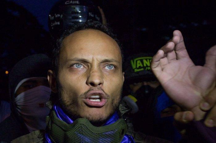 Óscar Pérez expresó antes de su ejecución que no tenía miedo de morir