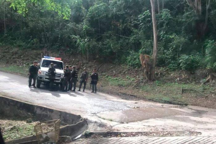 Entierran los cuerpos de los ejecutados en operativo Óscar Pérez sin sus familiares