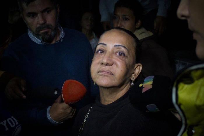 Cuerpo de Óscar Pérez permanece en la morgue de Bello Monte, mientras familiares esperan