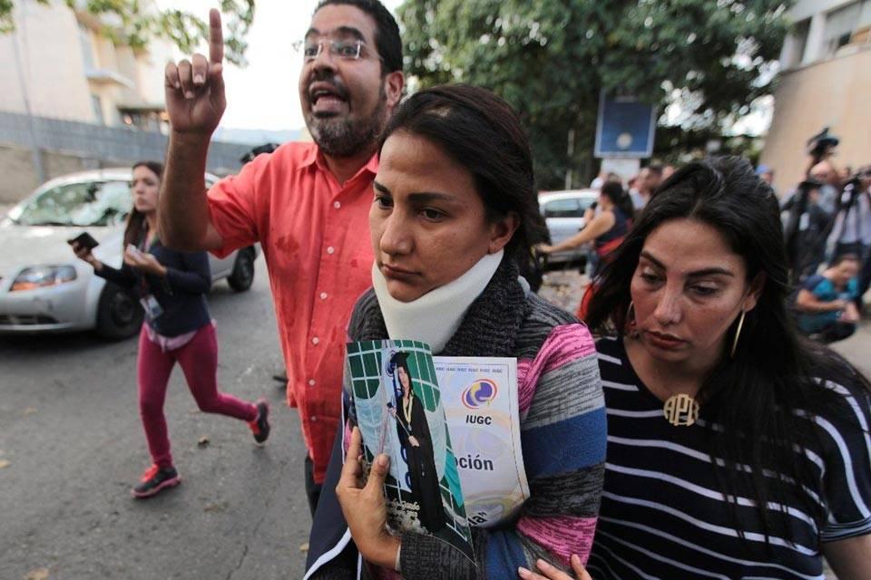Sepultan a Lisbeth Ramírez en medio de la noche en Táchira