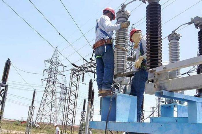 Reposición de la energía eléctrica en Zulia avanza un 90%
