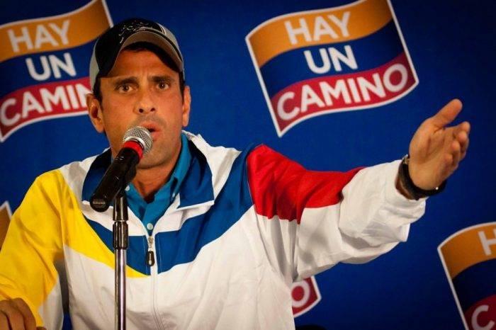 El comunicado que debió escribir Capriles, por Ariadna García