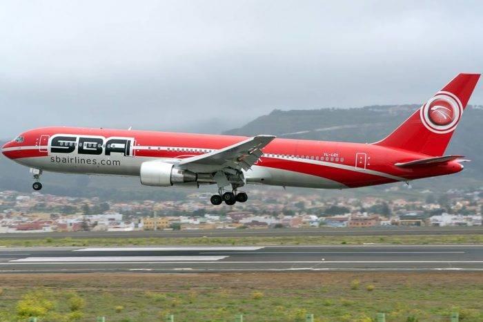 INAC suspende a la aerolínea Santa Bárbara Airlines por 3 meses