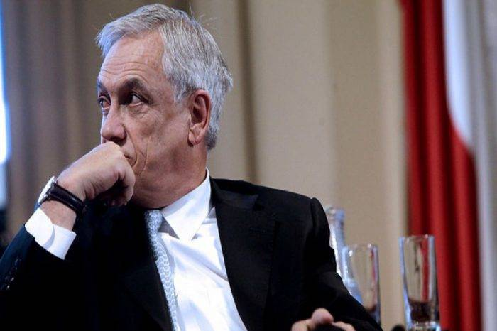 Sebastián Piñera Chile