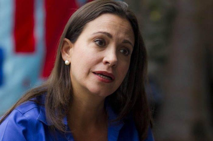 María Corina Machado considera un grave error nueva junta directiva de la AN