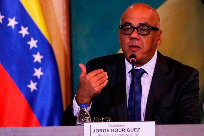 Delegación del Gobierno partió a Dominicana para nueva reunión con la oposición