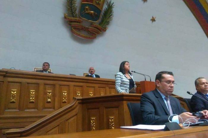 Asamblea Nacional Gaby Arellano