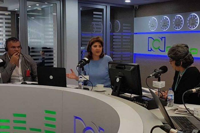 Mariangela Holguin Canciller de Colombia