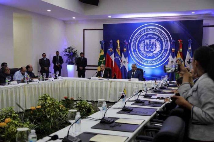 Negociación República Dominicana 31 de enero