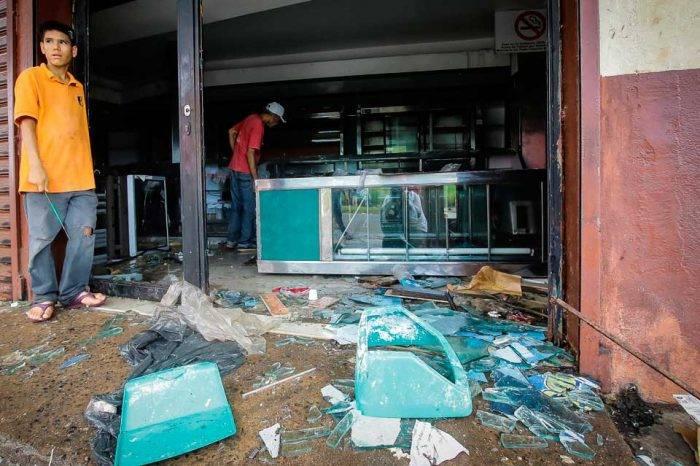 Cuarentena en Venezuela disparó los saqueos
