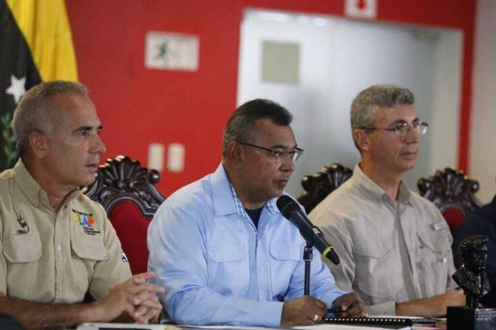 Freddy Bernal jefe CLAP protector Táchira Néstor Reverol