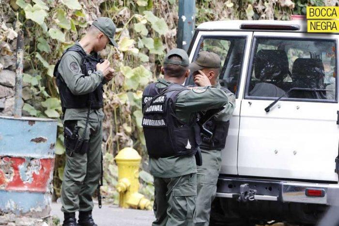 Un guardia nacional lo mató por un pavo, por Sebastián Boccanegra