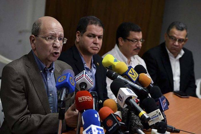 MUD declina asistir a negociación debido a acusaciones por el caso Óscar Pérez
