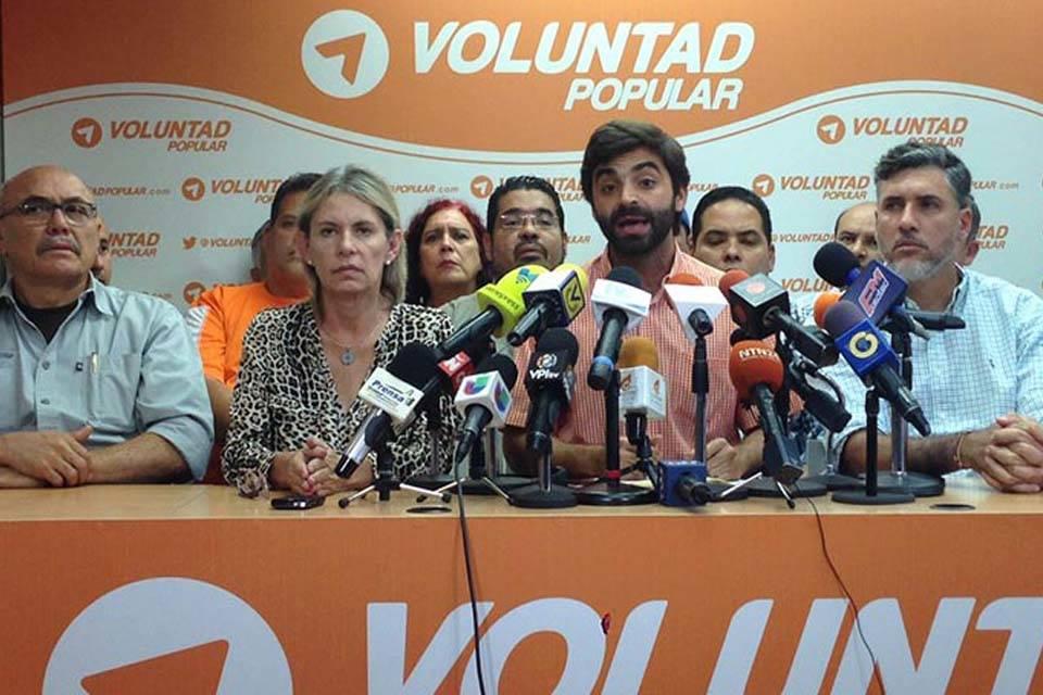 Juan Andrés Mejía Voluntad Popular