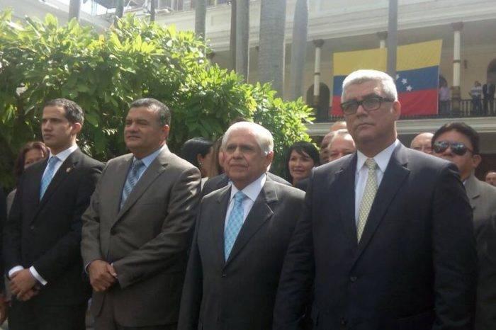 AN espera notificación formal del TSJ en el exilio para discutir antejuicio a Maduro