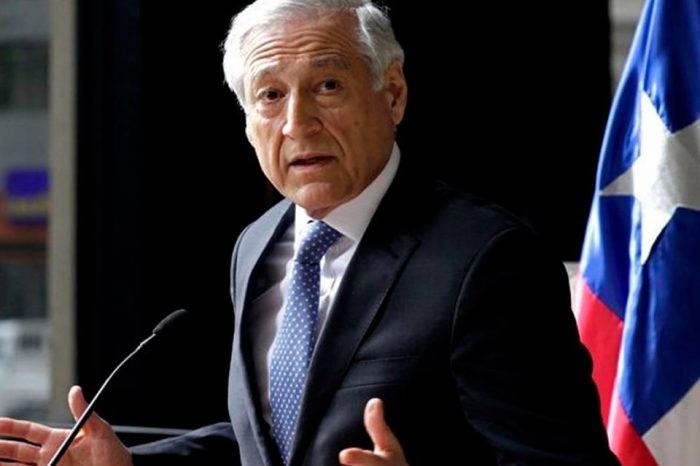 """Chile no seguirá en el diálogo si no hay condiciones para """"elecciones democráticas"""