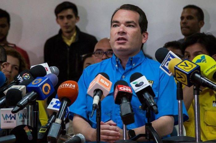 """Primero Justicia calificó de """"agenda de mentiras"""" las acusaciones de Maduro"""