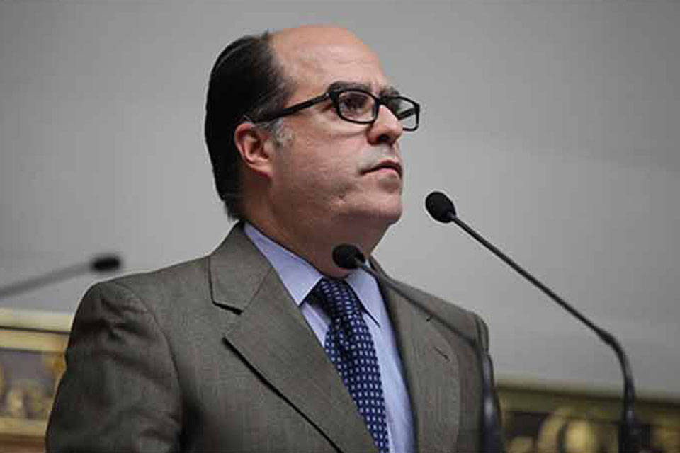 Julio Borges Asamblea Nacional